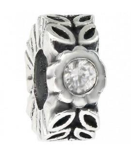 Charm -abaloria plata -...